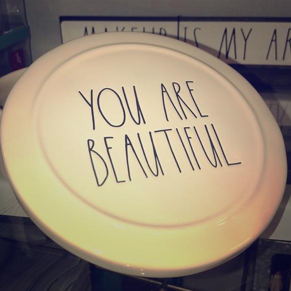 Rae Dunn you are beautiful jewelry box